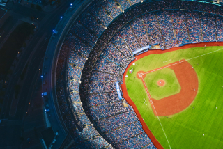 Aerial-view-of-sports-stadium-during-daytime-139762